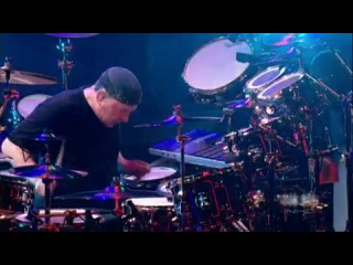 Neil peart drum solo rush