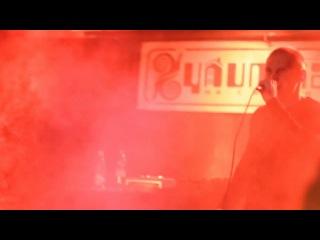 Пасквиль Двадцать двенадцать Live СПБ клуб Улитка 2012