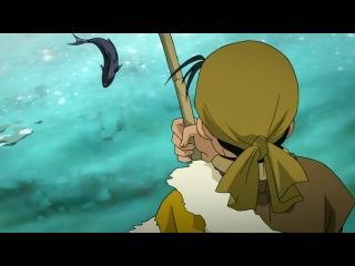 Juushin Enbu Hero Tales Война зверобогов Хроники героев 8 серия озвучка