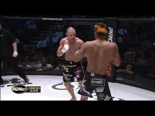 Brent Schermerhorn vs. Kaleo Gambill ProElite 3