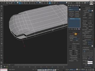 Speed Modeling SonyPSP 3x