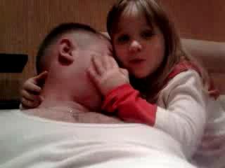 Дочка о папе ))))Супчик мой милый... ты моя мандаринка