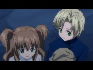 [16+] Печать ветра / Kaze No Stigma / Stigma of the Wind 10 серия [THEfeer FanDub АОS][]