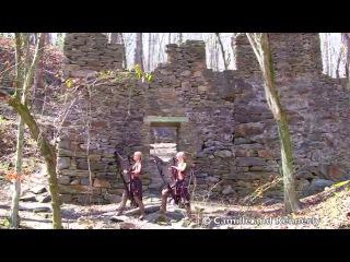 Американские сестры-близнецы игрют на арфах!!! The Rains of Castamere- Game of Thrones (Harp Twins) Camille and Kennerly