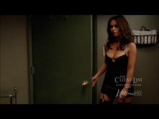 Jennifer Love Hewitt nude naked/ Дженнифер Лав Хьюитт голая сексуальная  в сериале Список клиентов