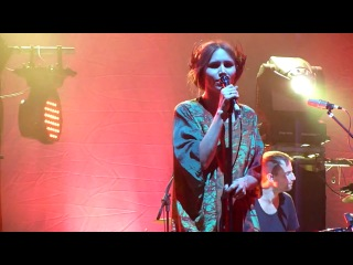 The Cardigans For What It's Worth Live in Jakarta 14 08 2012