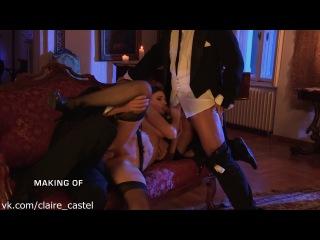 Making of Claire Castel : Femme de chambre (2013) HD