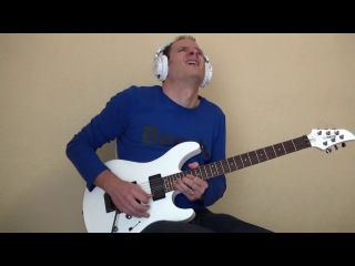 """Gary moore's """"still got the blues"""". live4guitar solo lesson (performance) by josep suller"""