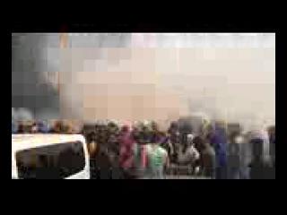 Odessada ruslarla ukraynalılar arasında dava düşdü - VİDEO
