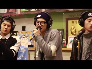 [RADIO:CUT] 141203 GOT7 - Stop Stop It @ Sukira Kiss The Radio