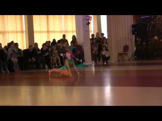 Odessa open 2014 СТК Ювеналы Открытая Лига Ангелина Глуган