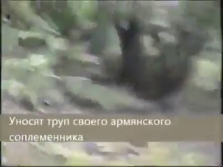Армянским свиньям посвящается Ermənilərin məhşur Krestonostsı (Səliblər) dəstəsi.