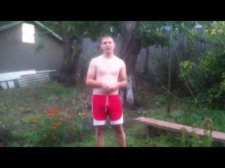 Ice bucket challenge естафета від Вані Літавського для Олексія Жупника Славіка Черкаса і Михайла Черкаса
