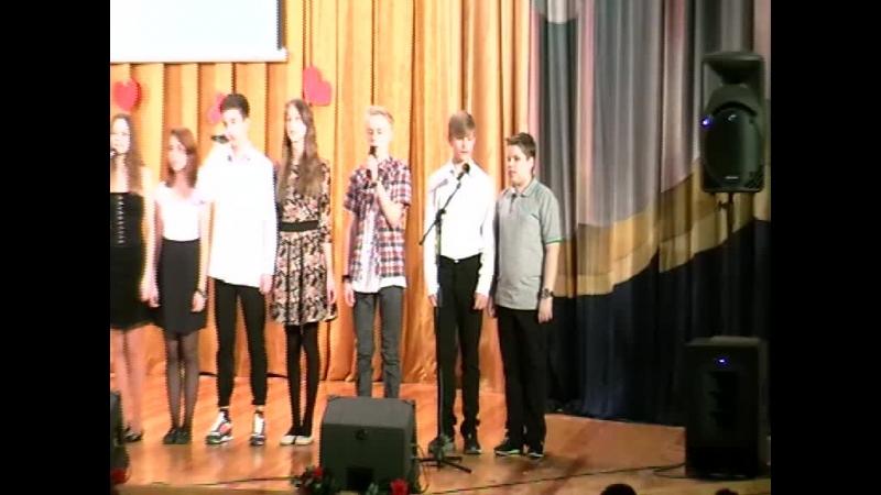 Выступление Ивана Афтайкина на концерте 14.02.2015 г.