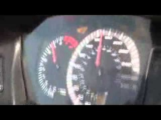 Honda ST1300 1 4 mile 11 850sec@114mph