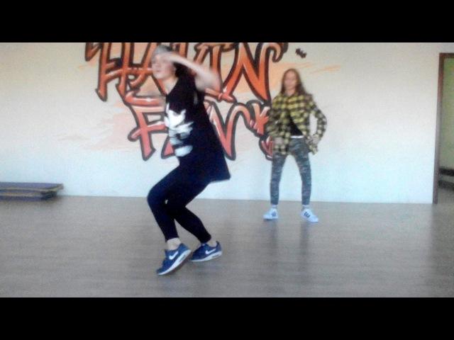 Hip hop freestyle Shelby Foxy G stepz