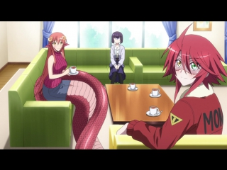 Monster Musume no Iru Nichijou (Special 1) / Повседневная жизнь с девушками монстрами (Спэшл 1) BDОзвучка:RJ Pandora...(SHIZA)