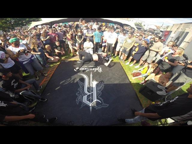 Soul Mavericks Upfest 2016 Recap