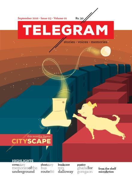 Telegram Magazine - September 2016