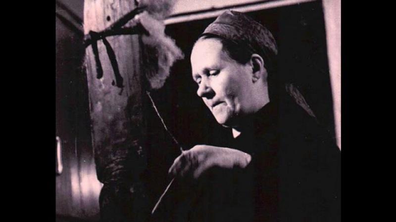 Анна Григорьевна Трифонова - песенница, сказительница Карельского Поморья