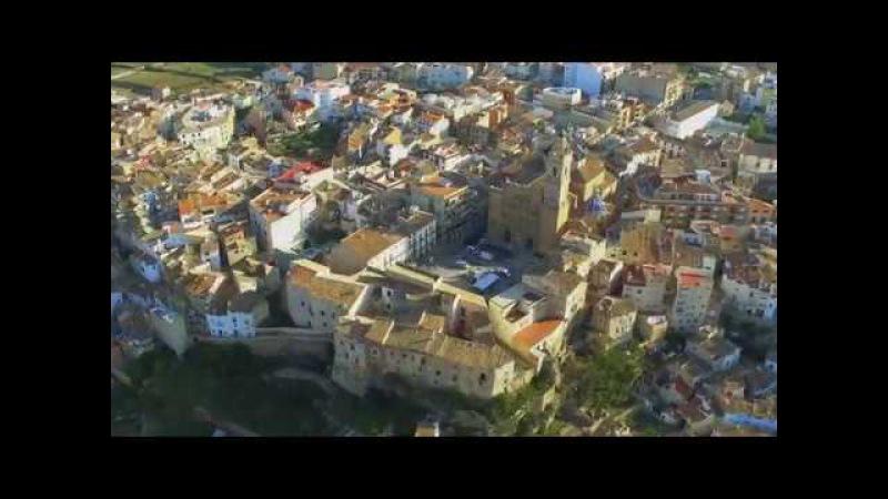 Chelva Serra Chulilla Loriguilla Llíria Vídeo Timelapse Comunitat Valenciana