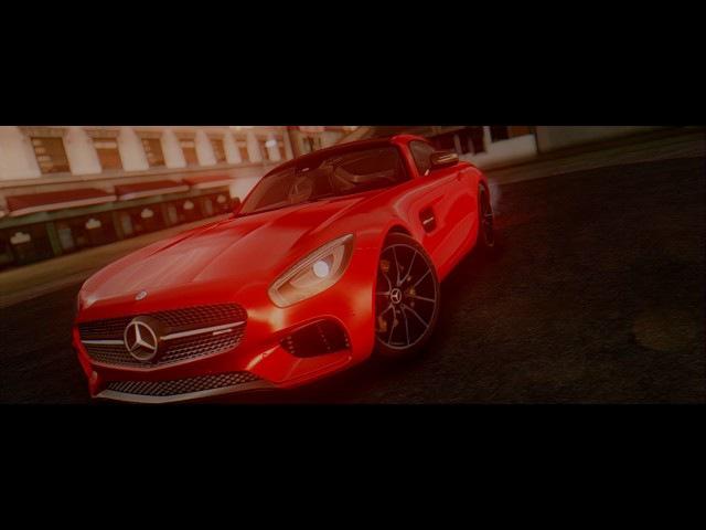 Mercedes Benz AMG GT 2016 GTA San Andreas by DIMEN