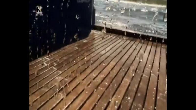 Акульи пастухи Проклятие майя 3 я серия 2012