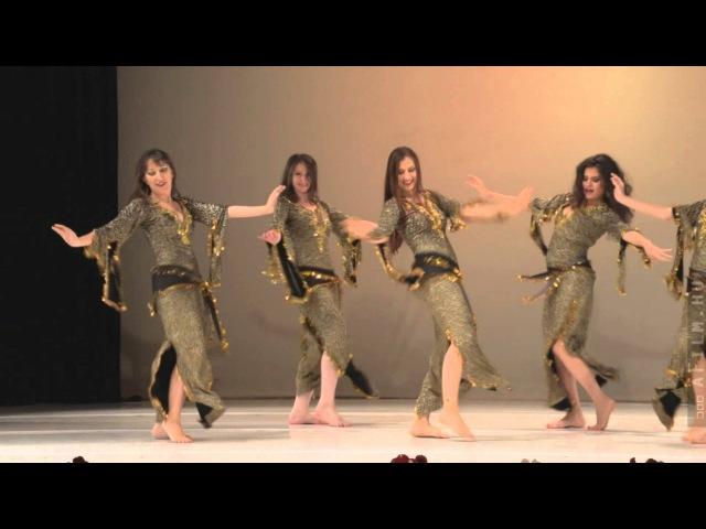 Amira Art Company Helwa (oriental dance) - 4th CAIRO! Festival Gala Show 2012, Budapest, Hungary