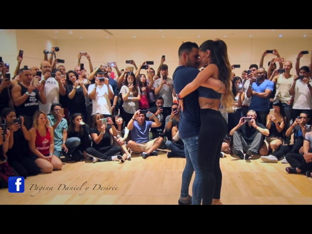DANIEL Y DESIREE LOS ANGELES Don't Let Me Down ft Daya Version Bachata Dj Khalid