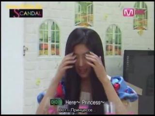 MNet Скандал / MNet Scandal - JongHun (FT Island) 1часть