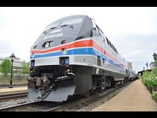 The Best Day of Trains with Amtrak Heritage Units 66 & 156 and More!