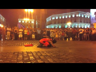 El Mimo Tuga vuelve a la Puerta del Sol | Julio 2011