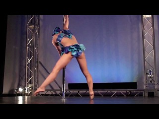 YUKARI - MISS POLE DANCE JAPAN 2012 WINNER
