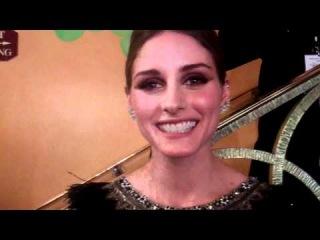 Olivia Palermo at The British Fashion Awards