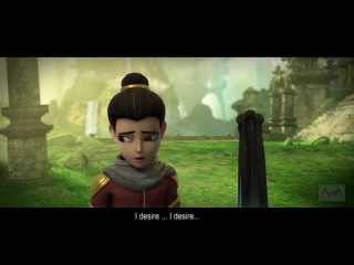 The Lady of Badal (HD) by Anya Animation (Thailand)