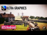 World War Heroes - iOS Android - FIRST GAMEPLAY (ULTRA GRAPHICS)