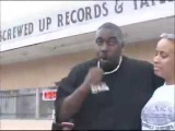 DJ Screw's Screwed Up Records &amp Tapes with Trae