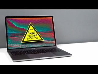 Яблочный Маньяк MacBook Pro 2017 – ХУДШИЙ НОУТБУК В ИСТОРИИ ЧЕЛОВЕЧЕСТВА!
