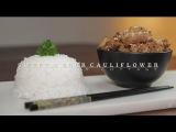 Sweet &amp Sour Cauliflower - Vegan Healthy Dinner - Fairyland Cottage