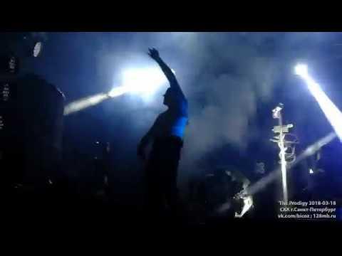 The Prodigy СПБ СКК 18 марта 2018 Полная версия FULL LIVE SHOW recording