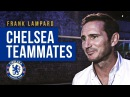 Frank Lampard John Terry liked playing in goal! vk/chelsea