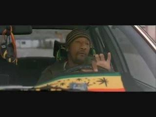 Такси 3 (2003) Аллен приехал в участок под Боба Марли