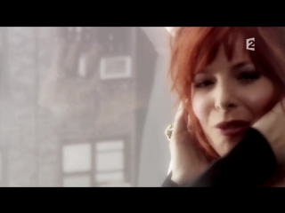 Mylene farmer appelle mon numero (french tv, johnny hallyday special) (2008)