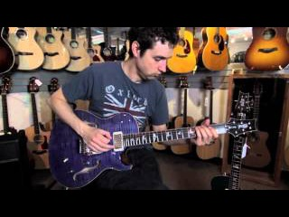 Neal Schon - PRS Private Stock Hollow Body