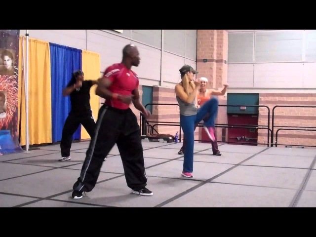 Janis Saffell Kickbox for Weight Loss Program