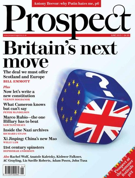 Prospect - June 2015  UK