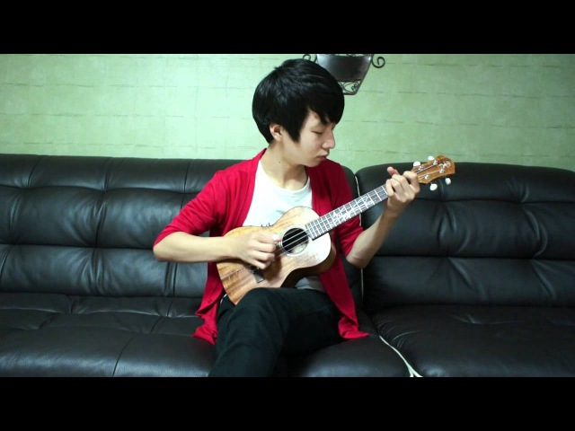 Movie Theme Pirates Of Caribean Sungha Jung Ukulele