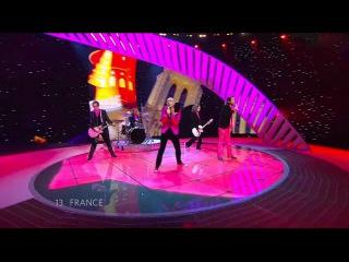 Eurovision 2007 - France - Les Fatals Picards - L'amour  la franaise