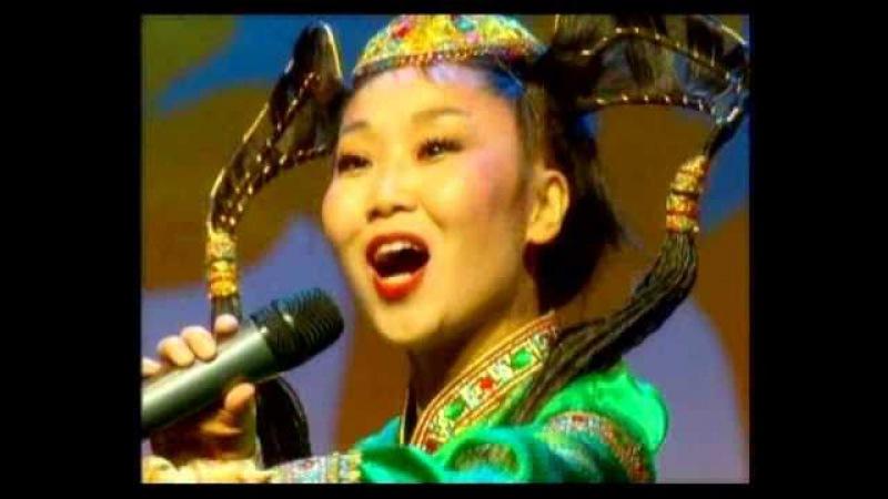 Buryat traditional song Two Yokhors
