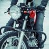 Типичный мотоциклист